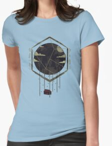The Dark Woods Womens Fitted T-Shirt