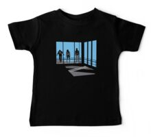 Life Moves Pretty Fast Baby Tee