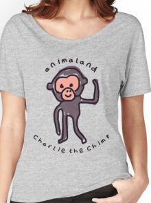 Charlie the Chimp Women's Relaxed Fit T-Shirt