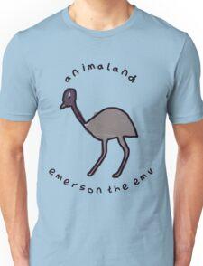 Emerson the Emu Unisex T-Shirt