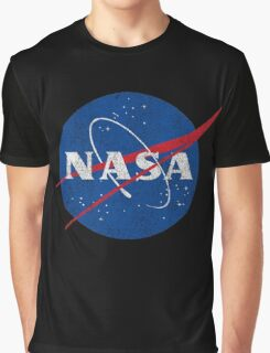 Vintage NASA Graphic T-Shirt