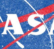 Vintage NASA Sticker