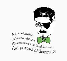 James Joyce Ulysses man of genius Unisex T-Shirt