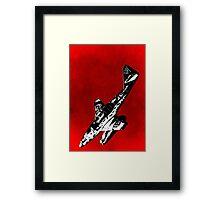 ME262 Jet Fighter of WW2 Framed Print