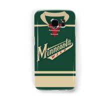 Minnesota Wild Alternate Jersey Samsung Galaxy Case/Skin