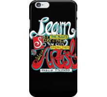 Learn the rules like a pro... iPhone Case/Skin
