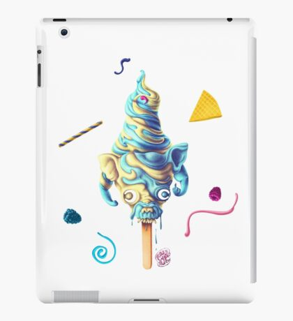 Angry Dog Summer Flavour iPad Case/Skin