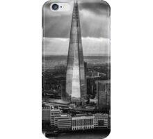 London from the Sky Garden iPhone Case/Skin