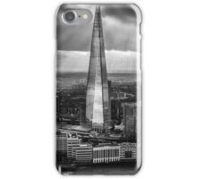 London from the Sky Garden iPhone Case/Skin