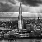 London from the Sky Garden by Ian Hufton