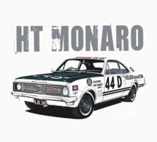 Holden HT Monaro Bathurst winner 1969 design by UncleHenry