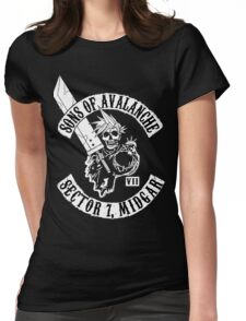 Sons Of Avalanche Womens Fitted T-Shirt