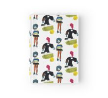 Dot and Jill.. set the fashion Hardcover Journal
