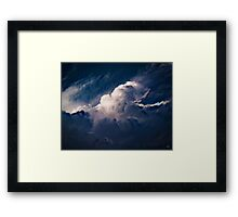 differences III Framed Print