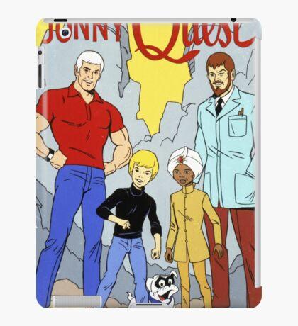 Johny Quest  iPad Case/Skin