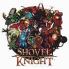 Shovel Knight 1 by drunkenazteca