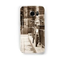 Chained Bicycles Samsung Galaxy Case/Skin