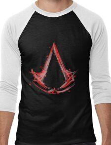 ASSASSINS Men's Baseball ¾ T-Shirt