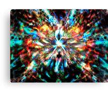 Supernova Canvas Print