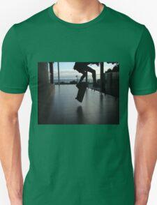 Skating under the sun Unisex T-Shirt