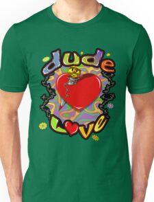 Dude Love Wrestling Unisex T-Shirt