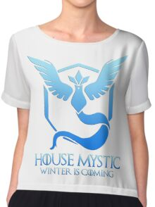 House Mystic (Game of Thrones + Pokemon GO) Special vers. Chiffon Top
