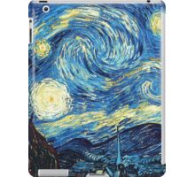 The Starry Night Vincent Van Gogh iPad Case/Skin