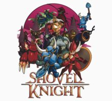 Shovel Knight - Group by drunkenazteca