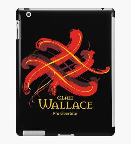 Clan Wallace  iPad Case/Skin