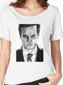 Jim Moriarty Drawing Women's Relaxed Fit T-Shirt