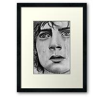 Frodo Baggins Framed Print