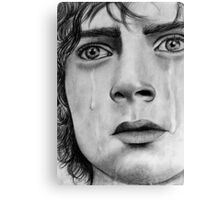 Frodo Baggins Canvas Print