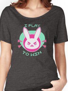 D Vunny Women's Relaxed Fit T-Shirt