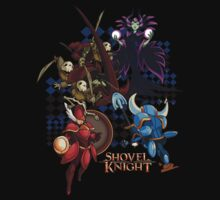Shovel Knight - Fight! by drunkenazteca