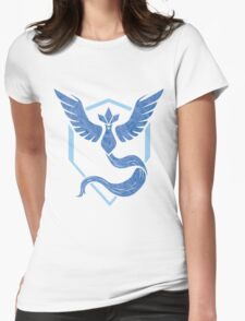 Team Mystic Womens Fitted T-Shirt