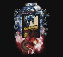 Shovel Knight - Old Flame by drunkenazteca