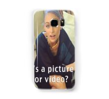 The Question Of Our Generation Samsung Galaxy Case/Skin