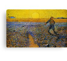 Vincent Van Gogh painting Canvas Print