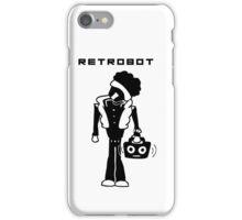 Retrobot iPhone Case/Skin