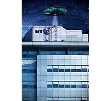 ET-BT Phone Home Photographic Print