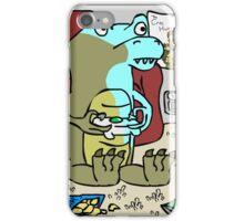 Gaming Gator iPhone Case/Skin