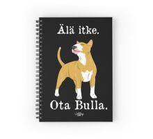 Ota Bulla Spiral Notebook