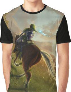 Fantasy Field Gallop Graphic T-Shirt