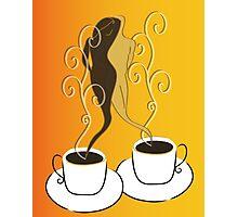 Coffee Lovin' Photographic Print