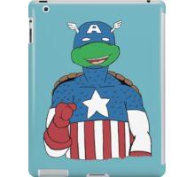 American Turtle iPad Case/Skin