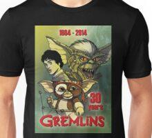 Gremlins 30 years Unisex T-Shirt