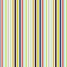 Rainbow pattern by netza