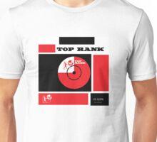 Top Rank Vintage Record Sleeve Unisex T-Shirt