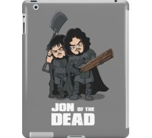 Jon of the Dead iPad Case/Skin