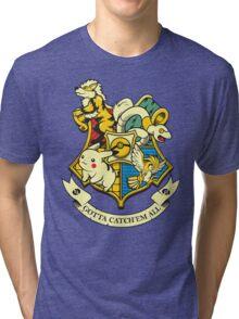 Pokewarts Tri-blend T-Shirt
